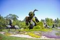مسابقة النحت على الأشجار: مجموعة مدهشة من الأعمال الفنية باستخدام الأشجار الملونة !!