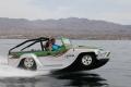 سيارة يمكنها التحول لزورق في 15 ثانية