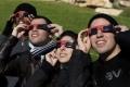 مفاجأة لهواة الفلك في فلسطين حول الكسوف الجزئي للشمس غدا الأحد