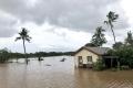 """إعصار """"خوسيه"""" يجتاح """"فيجي"""" ويتسبب بخسائر بشرية"""