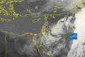 تطورات الحالة الجوية للساعات القادمة كما تظهر عبر الأقمار الصناعية