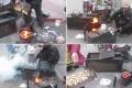 بالصور والفيديو ... مدفع البوشار الصيني: من أطرف وأغرب طرق الباعة المتجولين لإعداد البوشار في ...