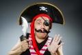 لماذا يضع القراصنة رقعة على أعينهم؟