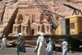 اكتشاف أثري مميز في مصر يتحول لسخرية إلكترونية