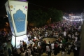 إضاءة أكبر فانوس رمضاني بفلسطين برعاية من البنك الإسلامي العربي