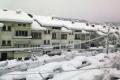 شاهد الصور...عواصف ثلجية تضرب جنوب شرق اوروبا.....وسمك الثلوج في شمال غرب تركيا يصل الى نصف ...