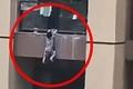 لغز السقوط من خامس طابق بالصين وفيديو لأحدثهم وهو يقع(شاهد)