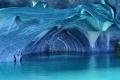 كهوف الرخام في تشيلي: رحلة مصورة لأجمل كهوف العالم، على ضفاف أحد أجمل بحيرات العالم!!