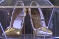 شاهد .. حذاء ثمنه 17 مليون دولار في دبي
