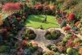 حديقة الفصول الأربعة: طبيعة ساحرة وإبداع بلا حدود