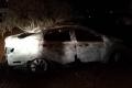 المستوطنون يحرقون مركبات الفلسطينيين في نابلس