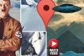بالفيديو.. أهرامات وقواعد نازية وأطباق طائرة.. «خرائط جوجل» تكشف أسرار القطب الجنوبي!
