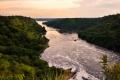 لماذا يتدفق نهر النيل تجاه الشمال ؟