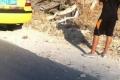 بالصور ... حادث سير مروع في برقين قرب جنين