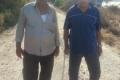 حدث في فلسطين.. أبو كمال وابو العبد لقاء حار بعد فراق إستمر عشرات السنوات