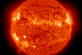 الشمس عن قرب4-10-2011