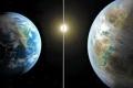 اكتشاف أشبه كوكبين بالأرض على مسافة 12.5 سنة ضوئية.