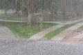 منخفض جوي سريع مصحوب بكتلة هوائية باردة وعواصف رعدية وامطار غزيرة اليوم بمشيئة الله