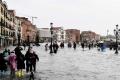 """بالصور.. فينيسيا تغرق بفيضان """"تاريخي"""""""