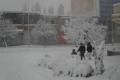 في الجزائر....الثلوج تقطع الكهرباء عن 19 ألف منزل..واستنفار كبير لمواجه عاصفة ثلجية قوية