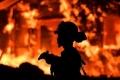 السلطات الأمريكية تعلن التكلفة المهولة لحرائق كاليفورنيا