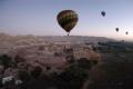 مصرع أميركي في تحطم منطاد سياحي في الأقصر المصرية