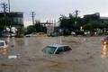 العثور على جثة شاب فلسطيني جرفته السيول والمياه تغمر جدار الفصل