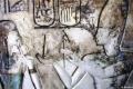 عالم آثار يشكك بكون التمثال المكتشف لرمسيس الثاني