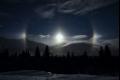هل سمعت بالقمر الكاذب ؟ شاهد هذا المنظر من ألاسكا