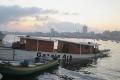 مصرع طفلة سقطت في ميناء غزة