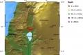 هزة أرضية خفيفة شمال بحيرة طبريا