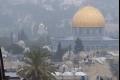 منخفض زكريا في طريقه الى فلسطين حاملاً الأمطار والرياح القوية والأجواء الباردة فوق العادة بمشيئة ...