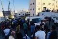 اصابة 14 طالبة في حادث دهس بمدينة الخليل