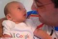 عائلة من أصل لبناني تسمي أبنها google!