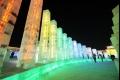مشاهد تبهر العيون في مهرجان الجليد العالمي في الصين