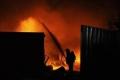 مصرع مواطن في حريق برام الله