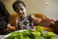أهله يحاولون إدراجه بموسوعة غينيس للأرقام القياسية.. بالفيديو: أصغر طفل فلسطيني يأكل فلفل حار دون ...