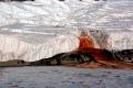 لماذا تنزف الشلالات الجليدية دماً في القطب الجنوبي؟