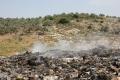 حرق المكبات العشوائية في رام الله سموم تهدد صحة الناس وتلوث الهواء والأراضي
