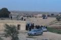 بالصور والفيديو.. إستشهاد شاب ومصرع شرطي إسرائيلي في قرية أم الحيران