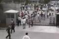 شاهد بالفيديو.. ردود أفعال الصينيين لحظة وقوع الزلزال