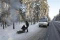 في اوكرانيا.........ارتفاع ضحايا موجة البرد الى أكثر من 100شخص