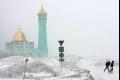 نورد كمال أول مسجد في القطب الشمالي