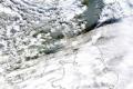 شاهد/ي ماذا فعلت الرياح العاتية والامطار والثلوج التي ضربت اسكتلندا اليومين الماضيين