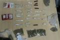 القبض على أخطر مروجي المخدرات وتضبط معه كميات من المخدرات في نابلس