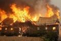 إلتهم مساحة توازي مساحة ثلثي القطاع... ارتفاع كبير بعدد القتلى ومئات المفقودين في حرائق كاليفورنيا
