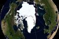 مفاجأه عيار ثقيل!...الجليد في القطب الشمالي يحقق أقصر موسم ذوبان خلال الثلاثين عاما الماضية