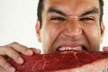 الرجال يربطون بين تناول اللحوم والشعور بالقوة