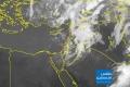 تطورات الحالة الجوية للساعات القادمة والمنخفض الجوي