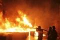 فاجعة في رفح ..وفاة ثلاثة أطفال في حريق مؤسف